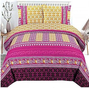 Royal Tex RT 36 Stiched Bedsheet Double Bed