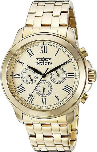 Invicta Specialty Analog Watch For Men