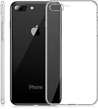 Torras iPhone 8 Plus / iPhone 7 Plus, Crystal Clear Series, Anti-Yellowing Soft…
