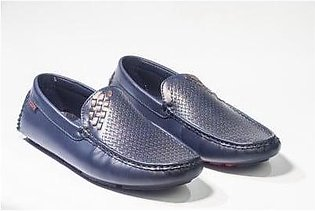 Footscape's Imported (Navy) Casual Loafers for Men FS1217