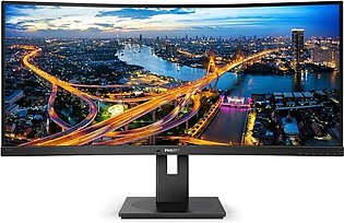 Philips 346B1C 34-Inch Curved Ultra Wide LCD Monitor