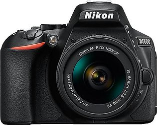Nikon D5600 Dslr Camera With 18-55mm Lens With Warranty