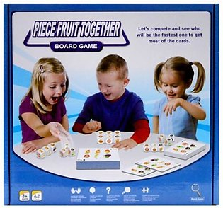 Piece Fruit Together Board Game