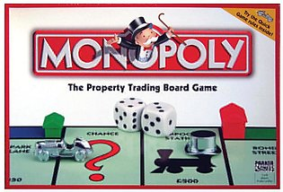 Monopoly - Property Trading Board Game