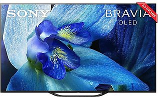 Sony KD-65A8G 65-Inch 4K Ultra HD Smart Android OLED TV With Official Warranty