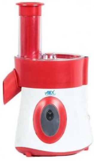 Anex AG-397 Food Chopper & Slicer With Official Warranty