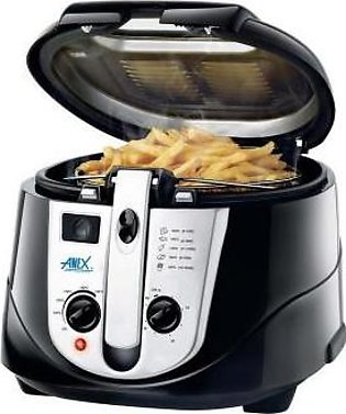 Anex AG-2014 Deep Fryer With Official Warranty