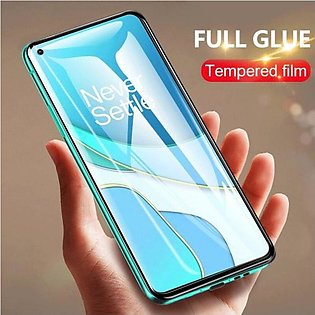 MOFI Premium Tempered Glass for OnePlus 9 Full Coverage Screen Protector 2.5D 9…