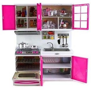 Modern Kitchen Chidren Playset Toy