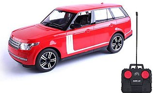 Remote Control Range Rover 4 Channel Red