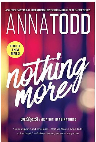 Nothing More The Landon Series By Anna Todd