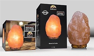 Himalayan Salt Lamp Natural Shape 5 to 7 Kg