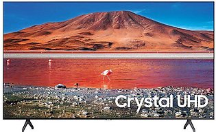 """Samsung 75"""" Class TU7000 75 Inch Crystal UHD 4K Smart TV With Official Warranty"""