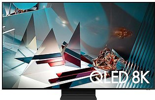 Samsung 65Q800T 65 Inch QLED 8K UHD HDR Smart TV With Official Warranty