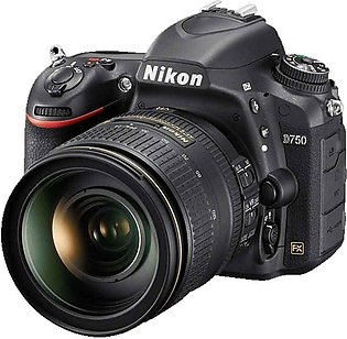 Nikon D750 DSLR Camera with 24-120mm Lens with Warranty