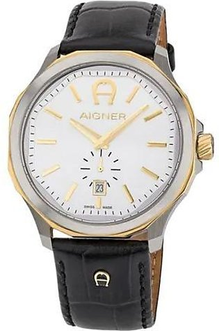 Aigner Men's Sorrento Water Resistant Analog Watch M A110102