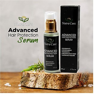 Nutra Cure Advanced Hair Protection Serum