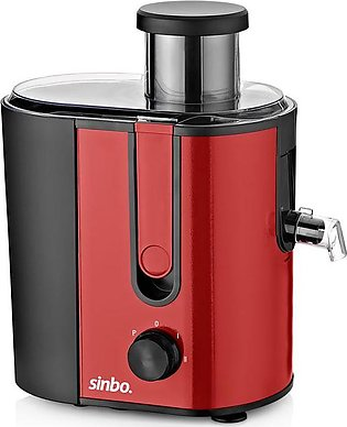 Sinbo SJ-3143 Juice Extractor With Official Warranty