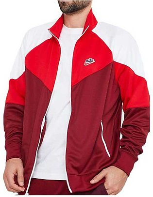 Nike Multi NSW HE WR Jacket Red for Men