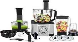 Westpoint WF-8819 Food Processor With Official Warranty