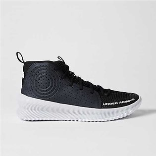 Under Armour UA Jet Basketball Shoes in Black for Men