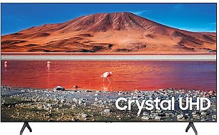 Samsung 70TU7000 70-Inch Crystal UHD 4K Smart LED TV With Official Warranty