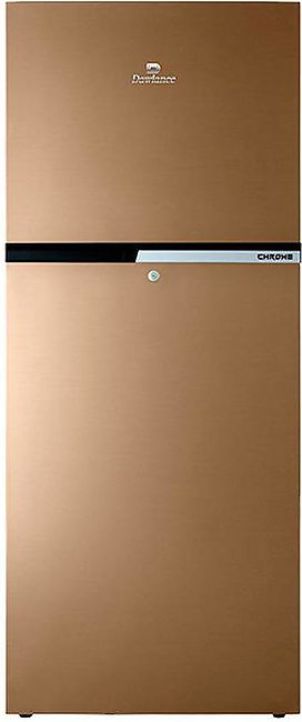 Dawlance REF 9173 WB Chrome Refrigerator With Official Warranty