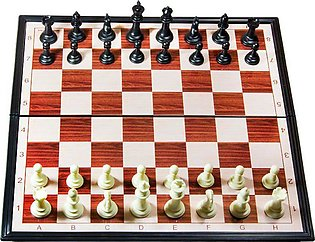 Brains Chess Magnetic Board Game