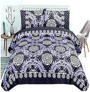 Royal Tex RT 41 Stitched Bedsheet Double Bed