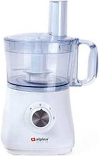 Alpina Sf-4018 7 In 1 Multi Function Food Processor 500 W With Official Warranty