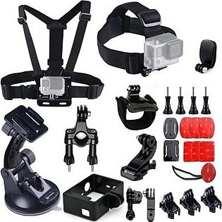 PhatCat Xtreme Smatree 25-in-1 Accessories Kit for GoPro