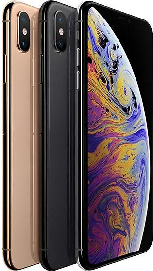 Apple iPhone XS 512GB Single Sim+eSim (PTA Approved)