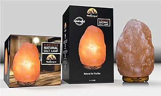 Himalayan Salt Lamp Natural Shape 3 to 5 Kg