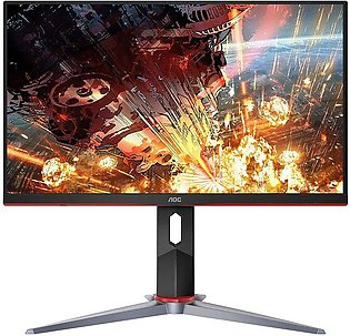 AOC 24G2 Frameless IPS 24-Inch Gaming Monitor With Official Warranty
