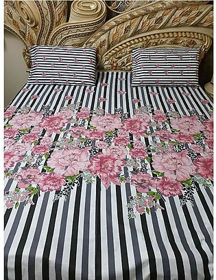 Royal Tex Bedsheet Double Bed RT 09