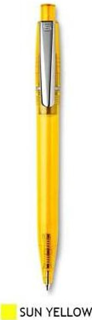 Semyr Clear Pen Pack of 100 Yellow