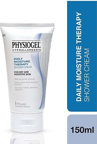 Physiogel Daily Moisture Therapy Shower Cream For Body, 150 ml
