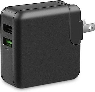 Riversong PowerHub QC 3.0 Wall Charger - AD30 with Official Warranty