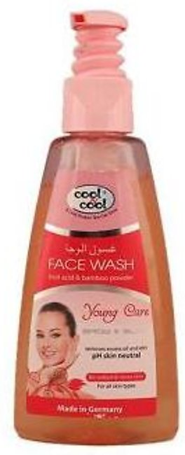 Cool & Cool FACE WASH YOUNG CARE 150ML