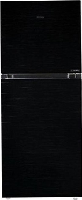Haier HFR-398 TPB 14 CFT Turbo Cooling Glass Door Refrigerator With Official Wa…
