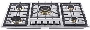 Dancare M-93 (Brass) 5 Burner Hob With Official Warranty