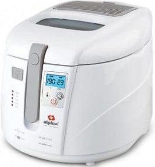 Alpina SF-4001 Deep Fryer Plastic Body 2 5L 1800W With Official Warranty