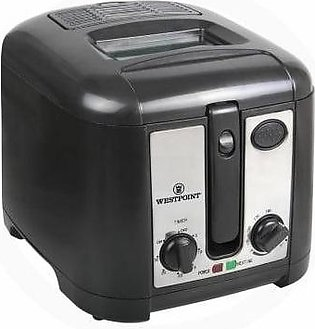 Westpoint WF-5237 Deep Fryer With Official Warranty