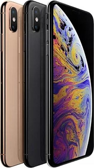 Apple iPhone XS Max 256GB Single Sim+eSim (PTA Approved)