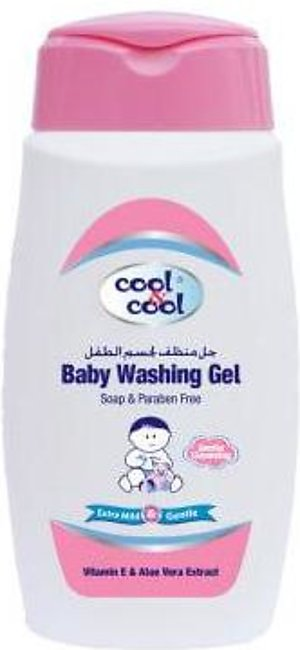Baby Washing Gel 250ml
