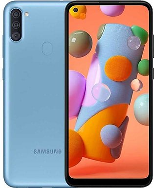 Samsung Galaxy A11 (2GB, 32GB) Dual Sim with Official Warranty