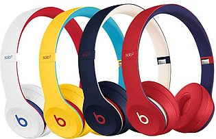 Beats Solo 3 Wireless Club Collection Headphones