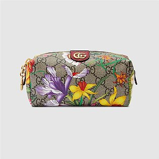 Gucci Ophidia Flora Cosmetic Case Small
