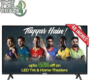 TCL L40S6500 40-inch Smart Android TV With Warranty