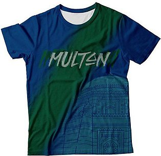 Multan All Over Printed T-Shirt